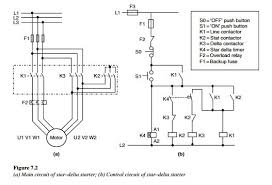 star delta connection control circuit pdf wiring diagram and