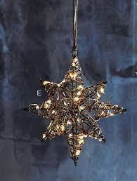 roost icy willow vine lighted stars u0026 spheres u2013 modish store