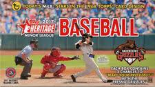 baseball card boxes ebay
