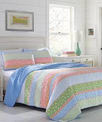 poppy fritz blue quilt set zulily