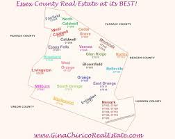 map of essex county nj steps to buying a home in essex county jersey part i