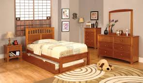 Oak Platform Bed Carus Oak Platform Bed With Paneled Headboard Cm7904oak