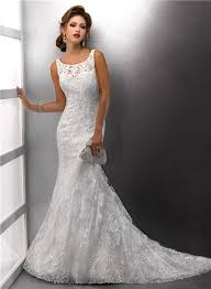 wedding dresses with straps mermaid straps lace wedding dress with sequins buttons