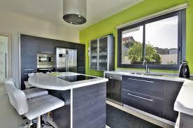 cuisine couleur gris une cuisine aux couleurs vives 30 exemples pour votre cuisine