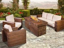 Outdoor Furniture With Fire Pit Table by Patio Furniture Fire Pit Table Set Fire Pit Design Ideas