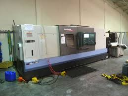 2011 doosan puma 480l cnc lathe with tooling package 1st machinery