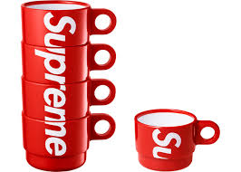 Set Of 4 Stacking Cups Set Of 4