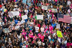pictures from women u0027s marches on every continent the new york times