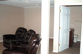 nine steps to take before finishing your basement in pin by owens
