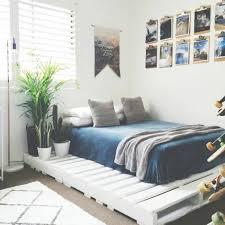 fabriquer une chambre comment faire un lit en palette 52 idées à ne pas manquer lit en
