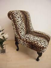 Leopard Armchair Leopard Print Furniture Ebay