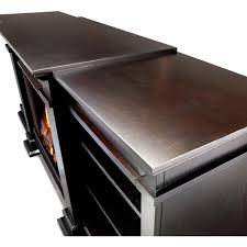 real flame fresno 71 inch gel fireplace entertainment center