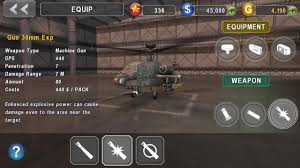 gunship battle helicopter 3d v2 5 60 hack mod apk download