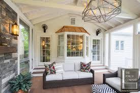 home decor screened porch and garage oasis the porch companythe