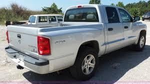 Dodge Dakota Truck Bed Size - 2010 dodge dakota crew cab pickup truck item bm9672 sold