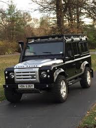 land rover defender 110 1983 tdi customized to td4 bicolor