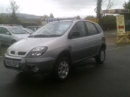 used renault megane scenic rx4 cars for sale motors co uk