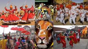 2 answers what are some exles of traditional festivals