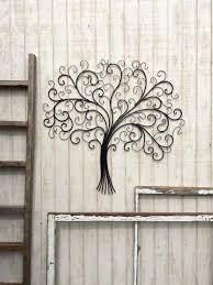Metal Wall Art Metal Wall Decor Tree Wall Art Metal Tree