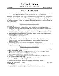 Library Assistant Resume Example by Executive Assistant Resume Sample 711 Http Topresume Info