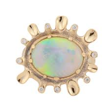 white opal lexus audrius krulis debuts sunfall jewelry collection pursuitist