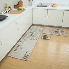 Kilim Bath Mat Losangeles Map Carpets For Living Room 50 180cm Kitchen