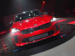 autos designen kia stinger should scare bmw and audi business insider