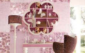 bedroom beautiful sweet design pink ideas kid wonderful white and