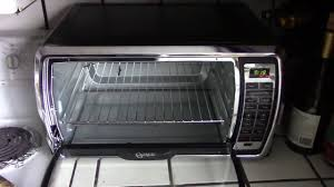 Oster Extra Large Toaster Oven Oster Tssttvmndg Digital Large Capacity Toaster Oven Review Youtube