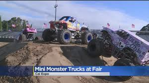 seattle monster truck show mini monster truck show at cal expo cbs13 cbs sacramento