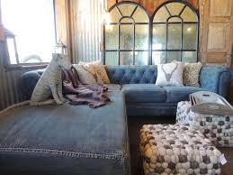 Houzz Sectional Sofas Amazing Of Denim Sectional Sofa With Blue Denim Sectional Houzz