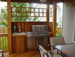 backyard kitchen design ideas aloin info aloin info
