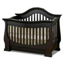 Amelia Convertible Crib by Nursery Furniture
