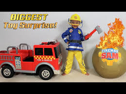 biggest fireman sam toy collection giant loop