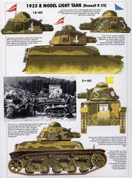 french renault tank the creation of large french armored units i weapons and warfare