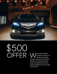 glendale lexus cpo college grad program acura of brookfield