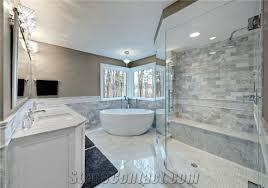 Marble Bathrooms Ideas Impressive Carrara Marble Bathroom Of Designs Home