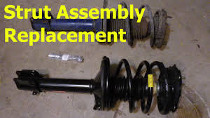 2006 hyundai sonata front struts how to replace a rear strut assembly