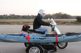 porta kayak per auto the kayak side car my style cars canoeing and
