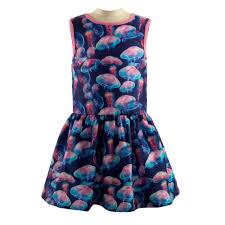 jellyfish dress jellyfish dress pink from zebra kids uk