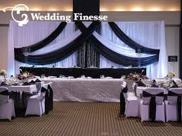 wedding backdrop calgary 12 best wedding backdrops by wedding finesse images on