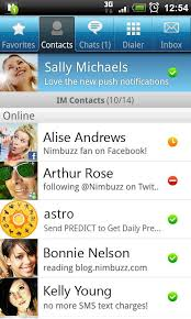 free chat for android nimbuzz free calls chat android app review nimbuzz