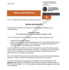 Certification Letter For Name Change Rfe On Opt Extension Received Approval From Uscis
