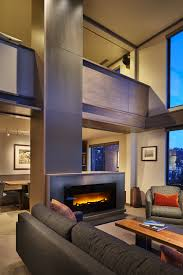 watching the world go by from his lake union penthouse the