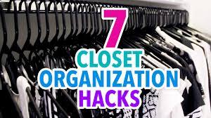 7 tips u0026 tricks for closet organization hgtv handmade youtube
