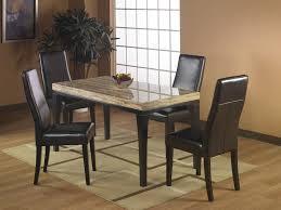 best travertine dining table set u2014 decor trends