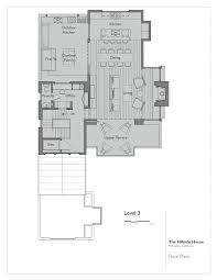 hillside home plans gallery of hillside house sb architects 20 architects house