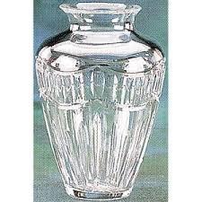 Waterford Crystal 8 Vase Pompeii Vase