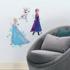 shop affordable frozen wall decals u0026 wall stickers roommates