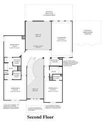 2nd Floor Addition Plans The Woodlands Creekside Park Coronet Ridge The Venetian Home